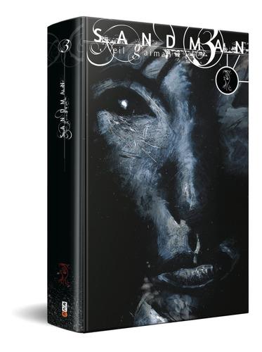 sandman edición deluxe tomo 3, gaiman, ecc