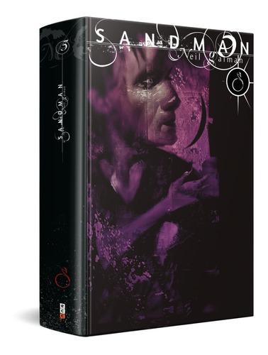 sandman edición deluxe tomo 5, neil gaiman, ecc