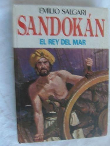 sandokan el rey del mar emilio salgari tapa dura