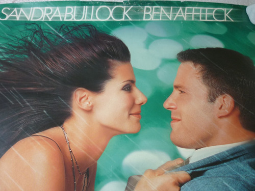 sandra bullock - forças do destino - poster