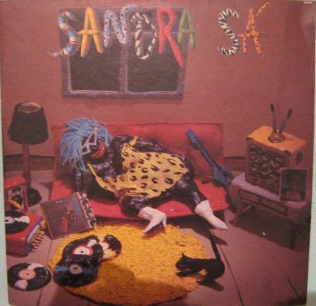 sandra sá - sandra sá - 1986