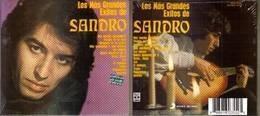 sandro los mas grandes exitos 1971 (digipack) cd nuevo