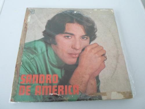 sandro - sandro de america - vinilo argentino