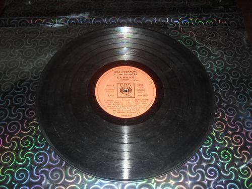 sandro, una muchacha y una guitarra (solo disco)