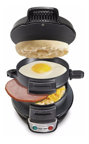 sanduchera eléctrica omelet 3 en 1 hamilton beach 25477