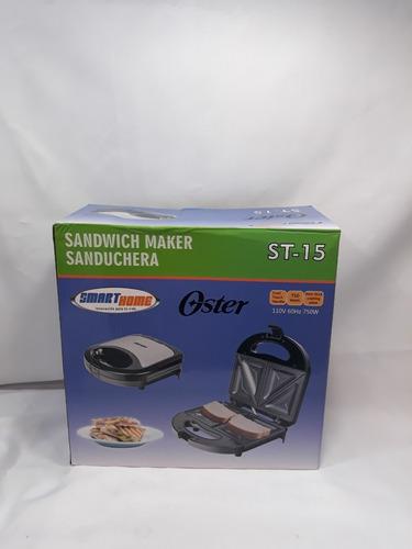 sanduchera smart home garantia 1 año