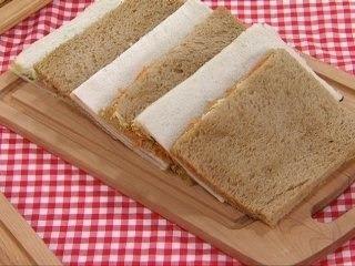 sandwich miga triples surtidos