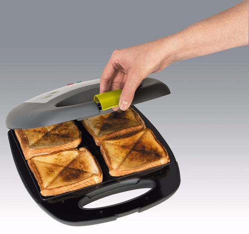 sandwichera fagor sw 450 para 4 sandwiches