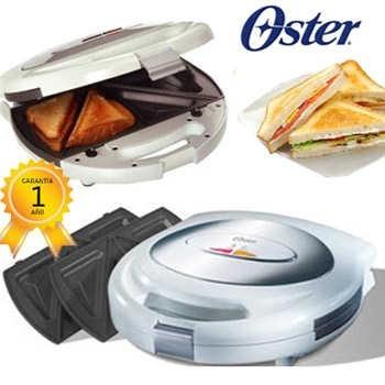 sandwichera oster de 2 rebanadas