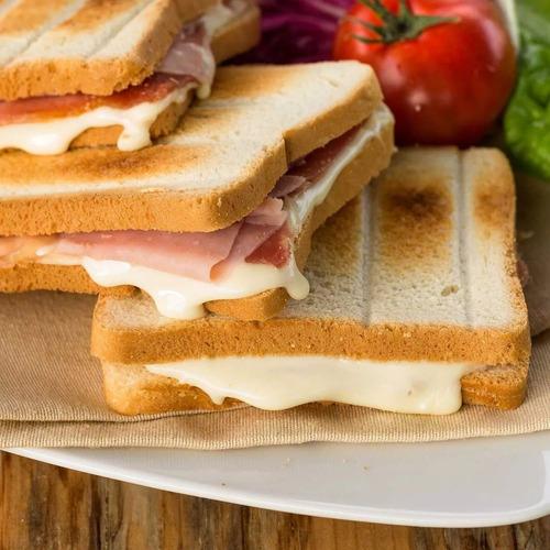 sandwichera ultracomb sw2801 grill waffles sandwich 3 en 1