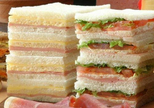 sandwiches de miga!