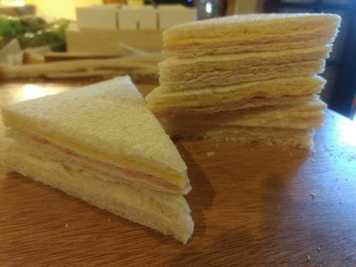 sandwiches miga para