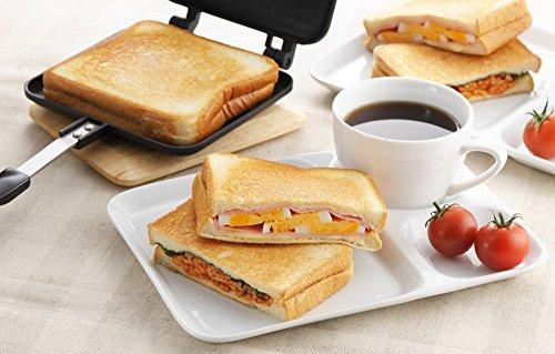 sándwiches y prensas de panini,yoshikawa atsu-atsu sándw..