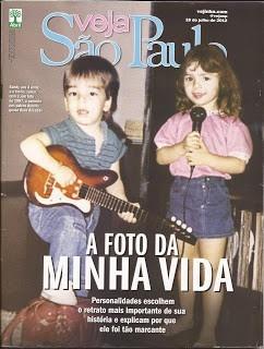 sandy & junior revista veja são paulo jul\2012