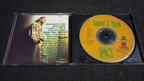 sandy y papo mc cd merengue house