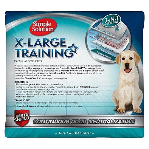 saneamiento,solución sencilla extra grande para perros f..