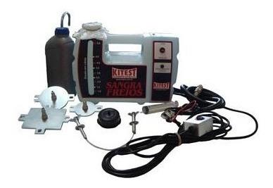 sangrador de freios para motos ka-023/moto kitest