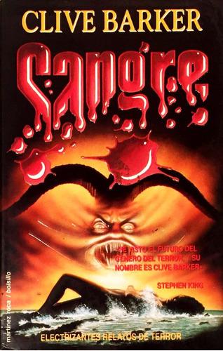 sangre - clive barker - autor candyman hellraiser nightbreed