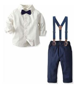 Sangtree Ropa De Bebé Para Niños Camisa De Vestir Con