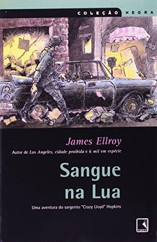 sangue na lua col negra  de ellroy james