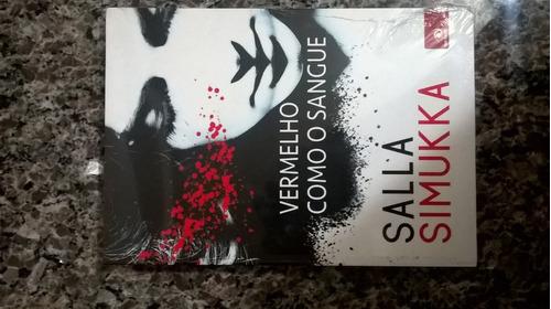 sangue vermelho (livro)