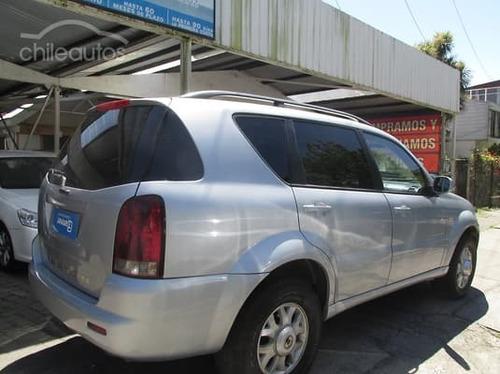 sangyong rexton 2006 xdi 2.7 xc210 at full