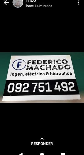 sanitaria electricidad albañileria