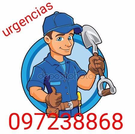 sanitario, albañil, eléctricista urgencias 24 horas