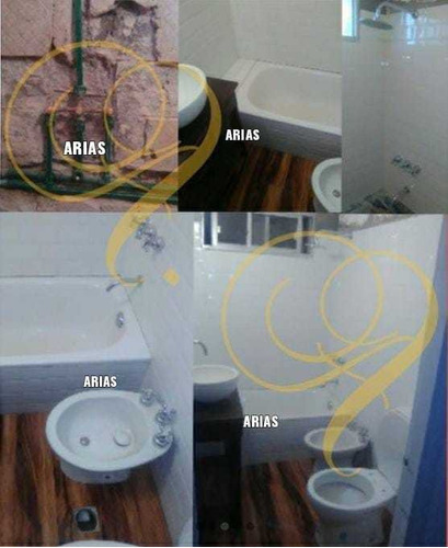 sanitario sanitaria urgencias 24hs obstrucción baños cocinas