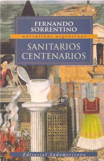 Resultado de imagen para Sanitarios centenarios novela sudamericana
