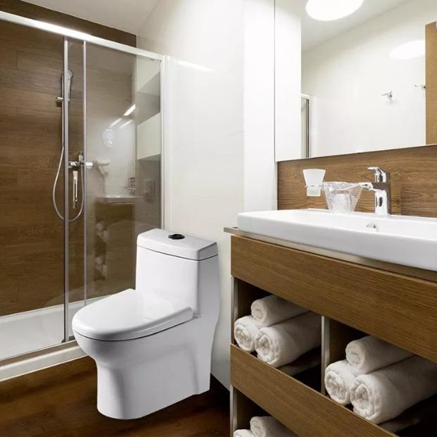 Sanitarios wc inodoro taza ba o moderno ahorro de agua - Inodoros modernos ...
