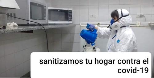 sanitización ambiental