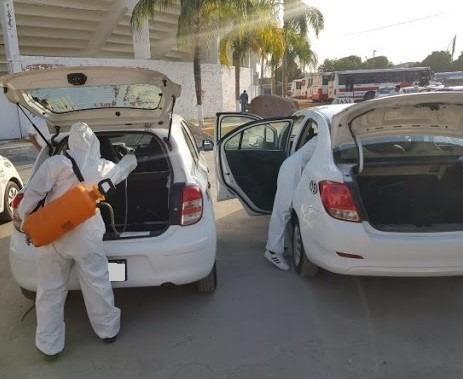 sanitizacion de hogares, empresas, condominios y vehiculos