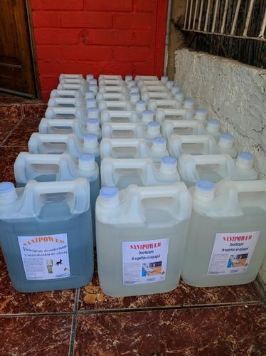 sanitizador y/o neutralizador de olor