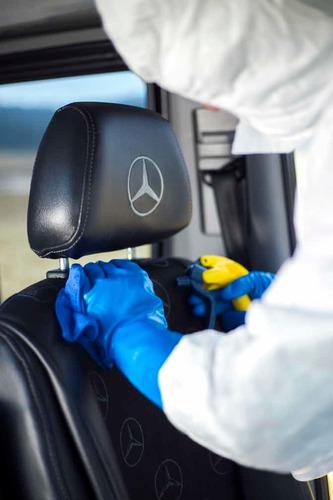 sanitizamos autos, viaja seguro