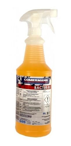 sanitizante bactericida virucida alta potencia 1 litro 3pzas