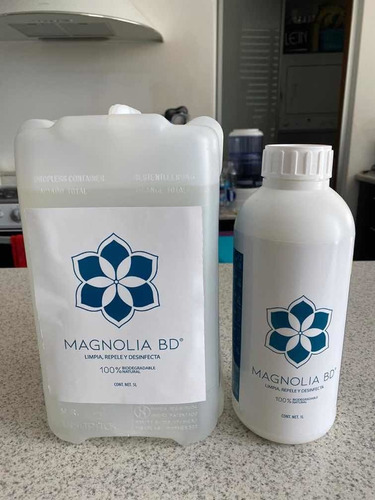 sanitizante natural 100% biodegradable