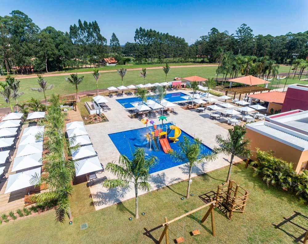 santa barbara resort residence  1 lote de 450m² particular