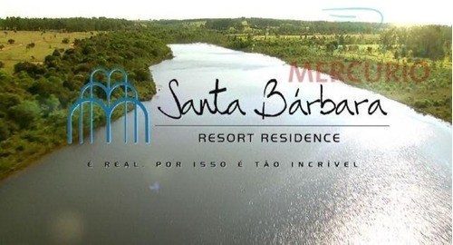 santa bárbara resort residence, águas de santa bárbara. - te0273