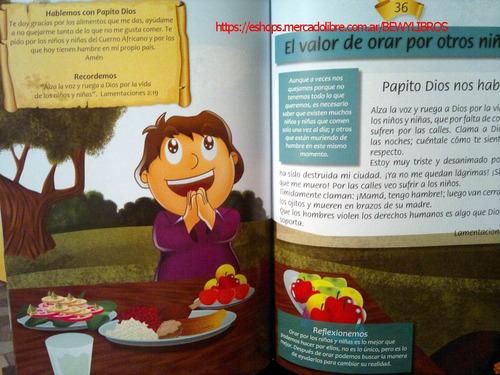 santa biblia para niños evangelica con cd lexus
