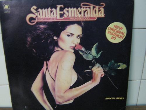 santa esmeralda, vinilo lp, optimo estado arg.