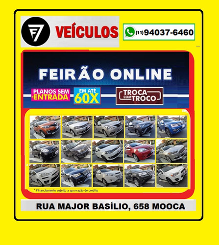 santa fé 2.7 mpfi gls v6 24v 200cv 2010 - f7 veículos