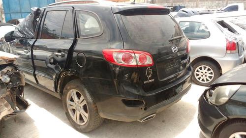 santa fé 3.5 2011 sucata motor cambio lataria retirada peças