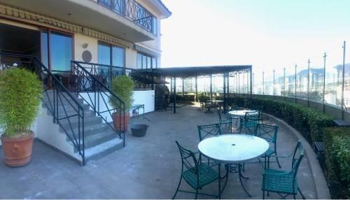 santa fe, excelente garden con terraza semi techada de 145 m