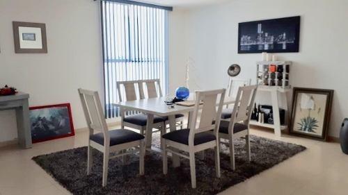 santa fe juriquilla-renta- amplio departamento en condominio
