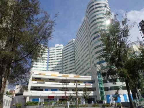 santa fe rento departamento frente hospital abc 130 m