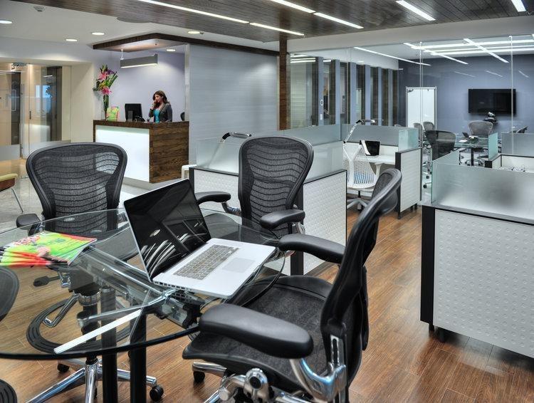 santa fe  - se renta excelente oficina en corporativo
