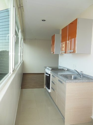 santa fe vendo departamento frente hospital abc 74m