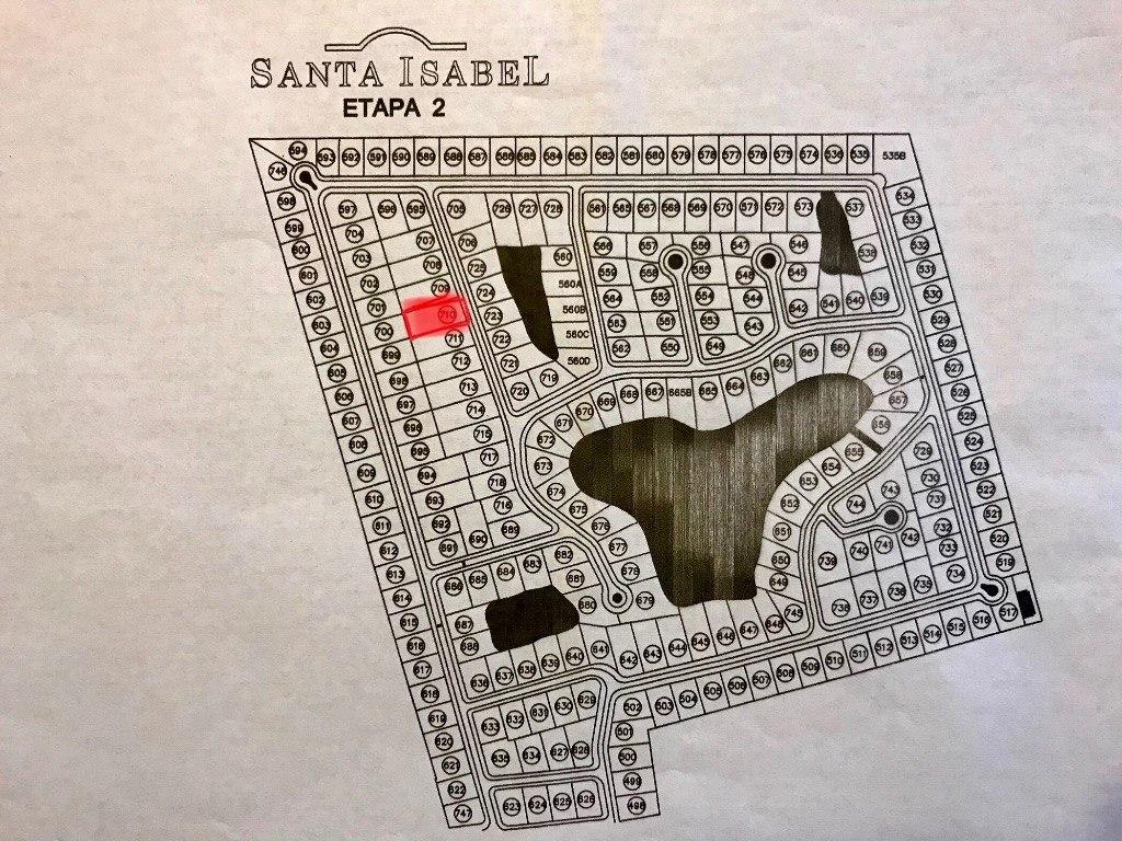 santa isabel (escobar)  - escobar - terrenos/fracciones/loteos terrenos - venta