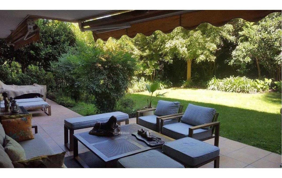 santa maría de manquehue- con jardin propio 280 m2
